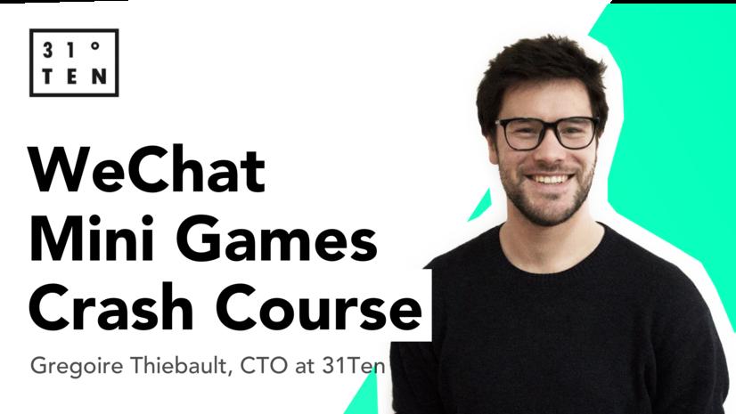 LeWagon [Workshop] - WeChat Mini Games Crash Course - Thursday